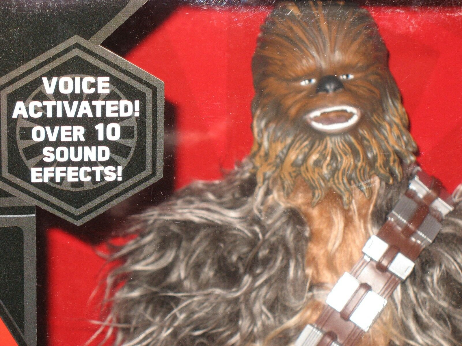 Thinkway Toys Star Wars Interactive 18  Chewbacca Animatronic Figure - Awesome