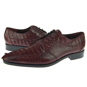 schoenen 10cancun EdenCrocodile DerbyExotic Oxford voor David herenwijn lKTFJ3u1c5