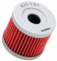 K&n Oil Filter 2 Pack Kn-131 Suzuki Ux125/150 Uh125/200 An400 Gz Hyosung Gv Gt