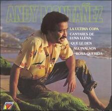 rare cd ANDY MONTAÑEZ la ultima copa ROSA QUERIDA mango del monte CONSENTIDA