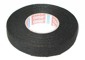 TESA-Gewebeband-mit-Vlies-51608-15mm-x-15m-Band-Klebeband-neu-Brieffersand-MwSt