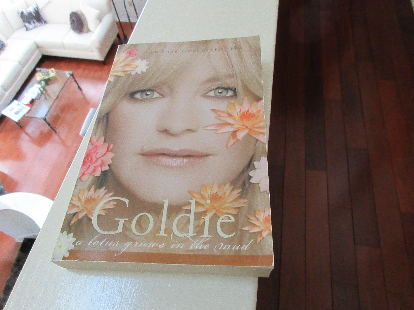 Goldie , A Lotus Grows In The Mud , New York Times Best
