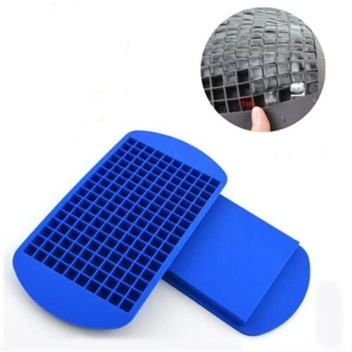 Ice Cube Tray Silicone Mold Mould Mini Maker Bar Party Reusable Cool Tools 8C