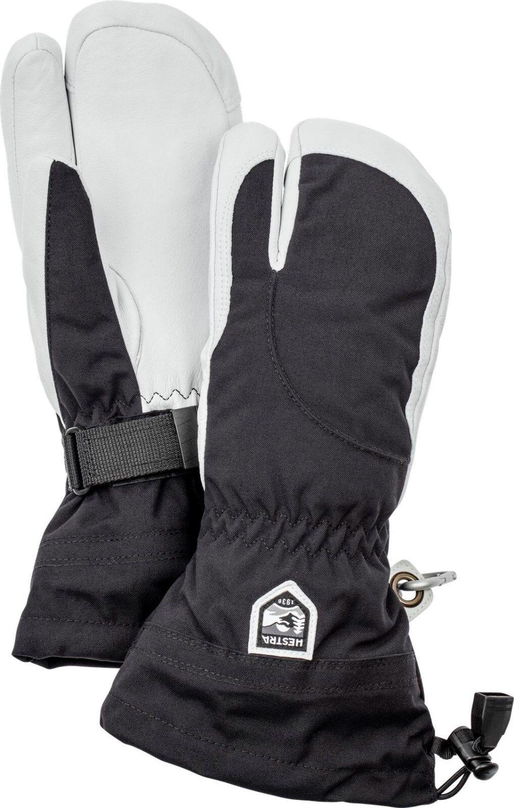 HESTRA Damen Leder Skihandschuh Heli Ski Woman 3 Handschuh Hestra NEU