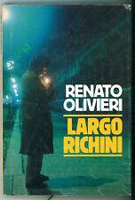 OLIVIERI RENATO LARGO RICHINI EUROCLUB 1988 GIALLI