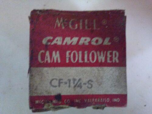 McGill CF1-1//4S cam follower made in USA