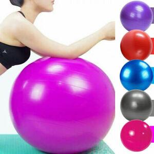 Pump Exercise Gym Yoga Swiss Ball Fitness Pregnancy Birthing Anti Burst Core