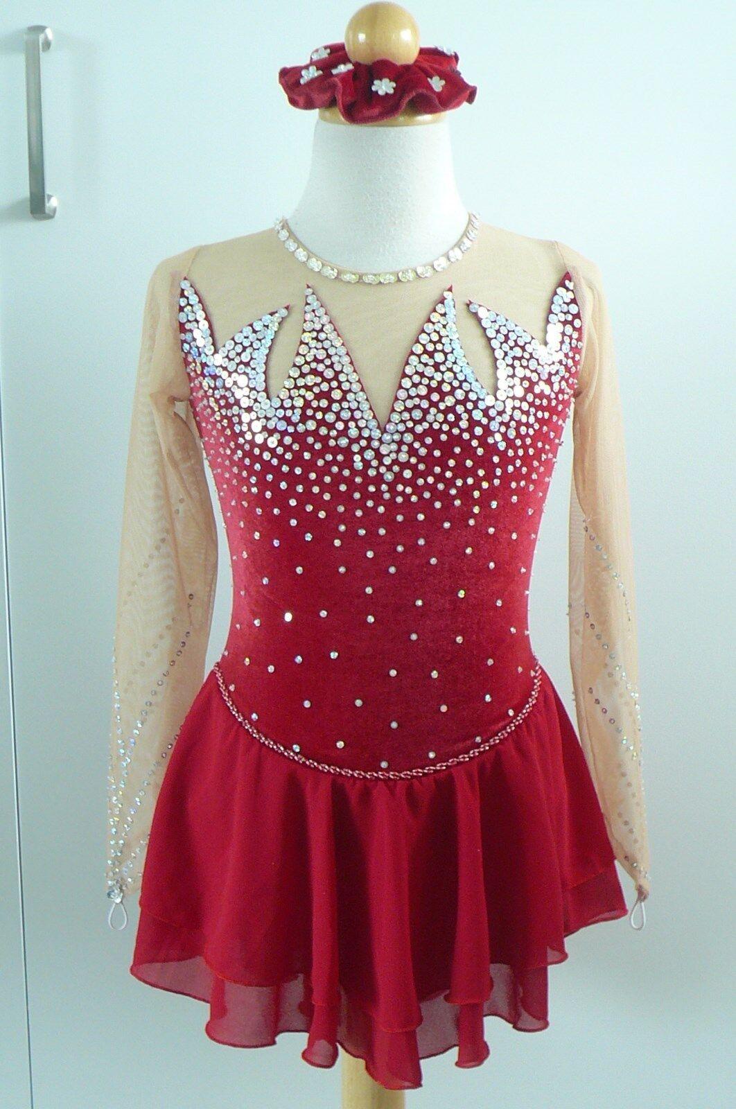Kim Competition Ice Skating Dress Adult  Medium  quality product