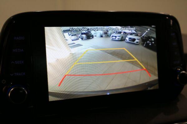 Hyundai Tucson 1,6 T-GDi N-Line DCT billede 10