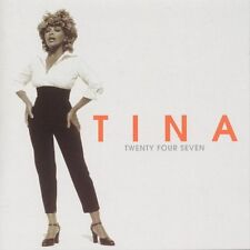 TINA TURNER - Twenty Four Seven - CD - NEUWARE