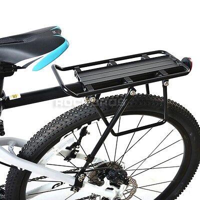 RockBros Bike Rear Rack Carry Carrier Seatpost Mount Quick Release Black