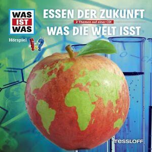 WAS-IST-WAS-FOLGE-62-ESSEN-DER-ZUKUNFT-amp-WAS-DIE-WELT-ISST-CD-NEW