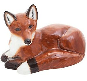 John-Beswick-Fox-Figurine-NEW-in-gift-box-25775