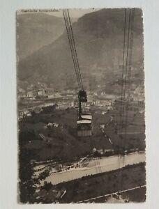 Bolzano-MERANO-tram-Marr-years-1922-viaggiata-to-Holland