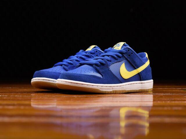 ujęcia stóp fabrycznie autentyczne najtańszy New Nike SB Zoom Dunk Low Pro sz 11 Mens DS 854866-471 Boca Jr Brasil Neymar