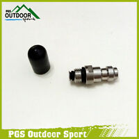 Pcp Airforce Condor Stainless Steel 8mm Male Quick Head Connection W/check Valve