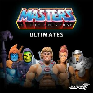 Super7 Masters Of The Universe Ensemble Ultimate Classics 5 He-man