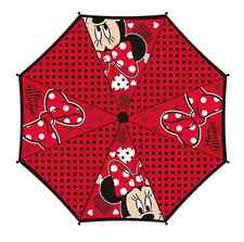 1 PARAPLUIE MINNIE MOUSSE ROUGE 80 X 65 CM