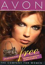 AVON brochure 5 - 2009 - Reese Witherspoon, Gemma Arterton Bond Girl 007