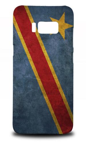 Congo País Bandera #1 Teléfono Estuche Cubierta para Samsung Galaxy S series