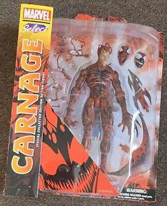 Carnage-Marvel-Select-Action-Figure-Spider-Man-Villain-New