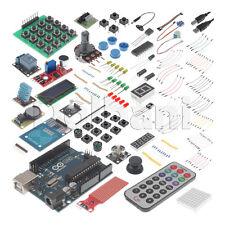 Arduino Uno R3 RFID Starter Kit LCD Relay Servo jumper for Arduino Rasberry Pi