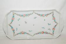 SUISSE LANGENTHAL kleine Platte Blumen Muster handgemalt Bianca N.07840225