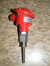 "thermoresistenza PT100 ohm ""NEW OLD STOCK"" meter sensor thermo probe PR italy"