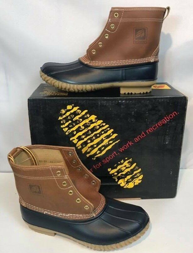 NOS Womens Duck Boots Lacrosse Sizes 6, 9, 11 28570 Free US Shipping