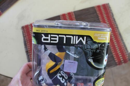 PITTSBURGH STEELERS HEATH MILLER NFL 27 DEBUT MCFARLANE