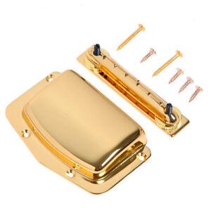 fixed ajustable bridge tailpiece for vintage teisco harmony electric guitar gold 634458659697 ebay