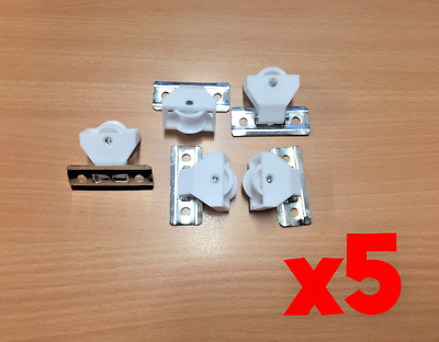 X5 Roman Amp Austrian Blind Swivel Pulley Roller Wheel