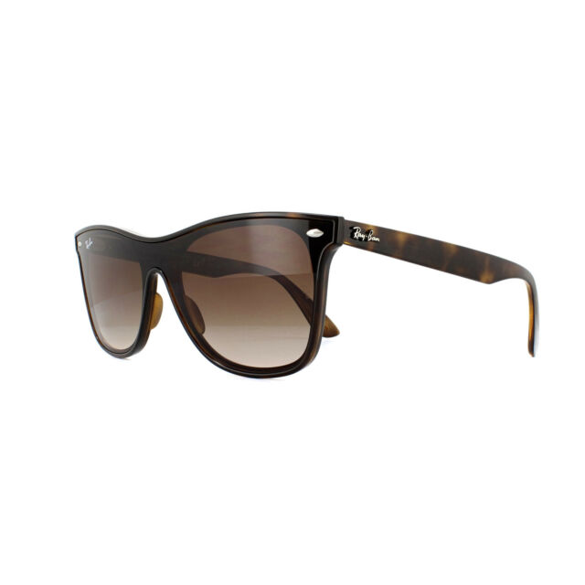 f6ec06c965251b Ray-Ban Sunglasses Blaze Wayfarer 4440N 710/13 Light Havana Brown Gradient