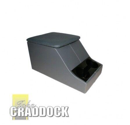 LAND Rover Defender Grigio Cubby Box con tessuto twill Top da2035rpi