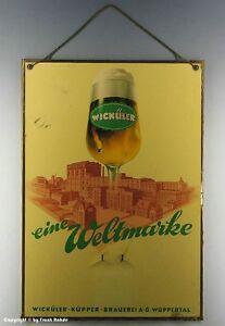 Emailoidschild-WICKULER-KALENDER-RUCKWAND-um-1950