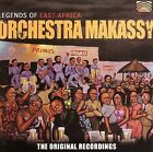 Legends of East Africa: The Original Recordings by Orchestra Makassy (CD, Jan-2005, Arc Music)