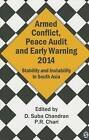 Armed Conflict, Peace Audit and Early Warning 2014 Stability and Instability in South Asia by SAGE Publications India Pvt Ltd (Hardback, 2014)