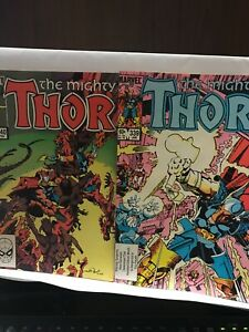 Thor-Lot-339-And-340-LOT-OF-2-NM