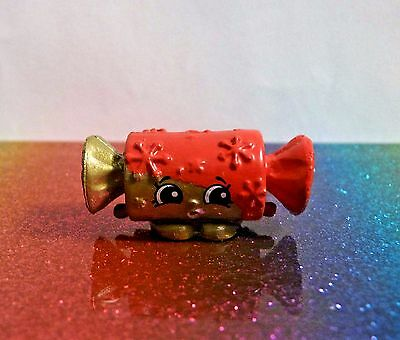 Shopkins Season 5 TAMMY TAMBOURINE Red Christmas Ornament Exclusive Mint OOP