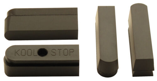 New Set 4 Kool Stop Replacement Brake Pad Inserts For Modolo Calipers salmon//blk