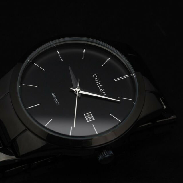 Casual Fashion Wild Dress Men Quartz Wrist Watch Vintage Business Relogio Reloj