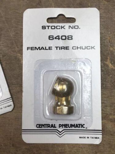 Central Pneumatic Tire Air Chuck  Inflator Female