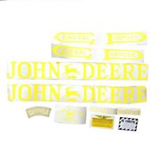 Tractor Decal Set Fits John Deere B Unstyled Mylar Cut Free Shipping