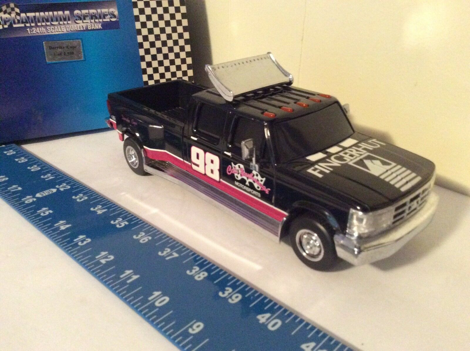 Derrière Cope 98 Action Calibro Yarbrough Racing Ford Duplice Camion 1/24 F350