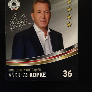 NEU-Rewe-DFB-Sammelkarte-Fussball-EM-2016-Andreas-Koepke-36-Sammelbild