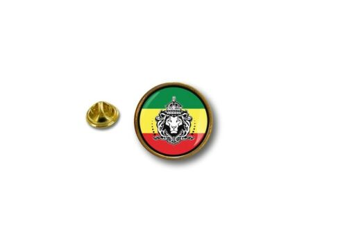 pins pin/'s flag badge metal lapel hat button biker lion biker rasta on reggae r3