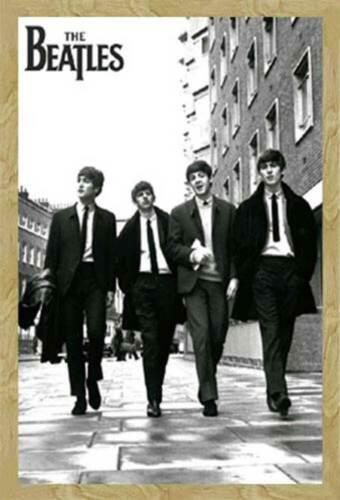 Classic Musik Poster Druck Beatles Größe 61x91,5 cm The In London