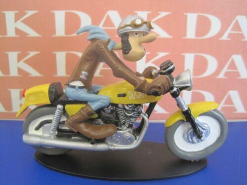 1//18 Modellino Moto Joe Bar Team Ducati 350 1975 Debielle