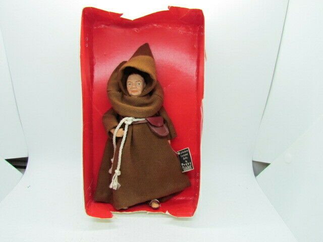 Vintage Peggy Nisbet H 252 Friar Tuck Extremely Rare Good Condition