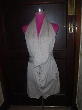Beautiful All Saints Unity Dress Brown Size 12 Excellent Condition